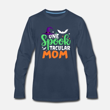 One Spooktacular Mom - Men's Premium Longsleeve Shirt