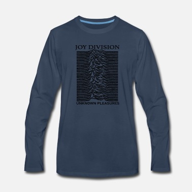 Joy JOY DIVISION Unknown - Men's Premium Longsleeve Shirt