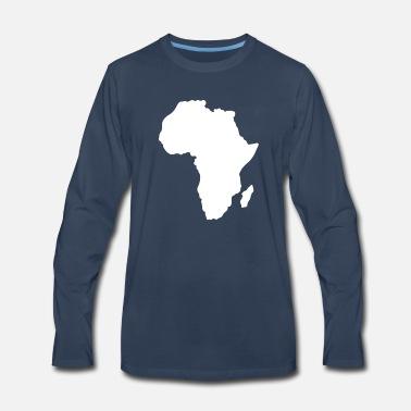 2b51fcb20 Shop Black Power Long-Sleeve Shirts online | Spreadshirt