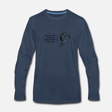TCHH Motto7 - Men's Premium Long Sleeve T-Shirt