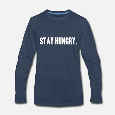 Hunger hunger - Men's Premium Long Sleeve T-Shirt