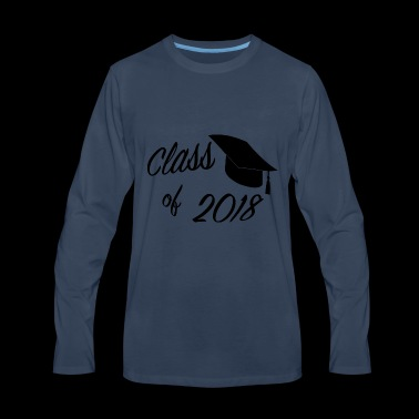 2018c - Men's Premium Long Sleeve T-Shirt