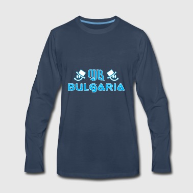 Mr Bulgaria - Men's Premium Long Sleeve T-Shirt