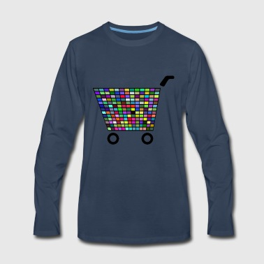 trolley - Men's Premium Long Sleeve T-Shirt