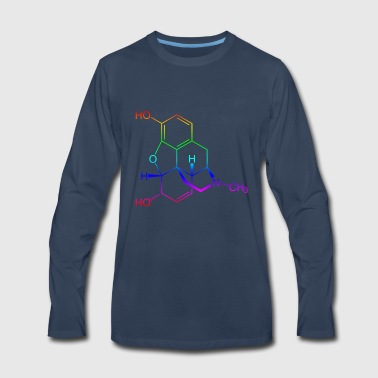 Morphine - Men's Premium Long Sleeve T-Shirt