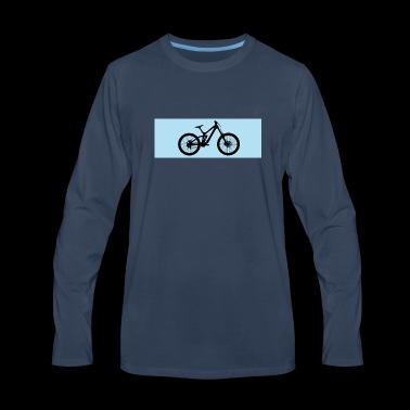 Trek - Men's Premium Long Sleeve T-Shirt