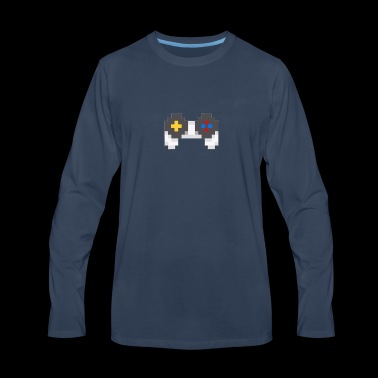 Gameboy - Gameboy Season - Men's Premium Long Sleeve T-Shirt