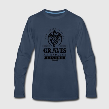 GRAVES - Men's Premium Long Sleeve T-Shirt