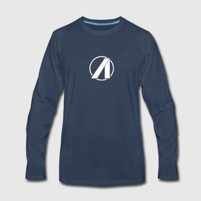 Astro - Men's Premium Long Sleeve T-Shirt