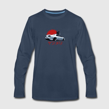 Nissan Skyline GTR R23 - Men's Premium Long Sleeve T-Shirt