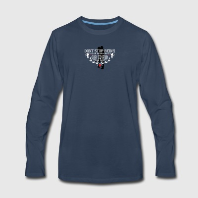 Valentine's day gifts - Men's Premium Long Sleeve T-Shirt