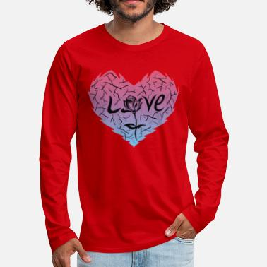 Love - Men's Premium Longsleeve Shirt