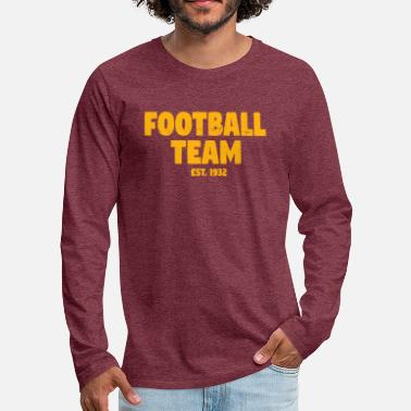 Team Football Team - Men's Premium Longsleeve Shirt