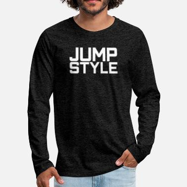 Jumpstyle jumpstyle - Men's Premium Longsleeve Shirt
