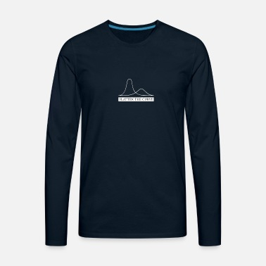 flatten the curve - Men's Premium Longsleeve Shirt
