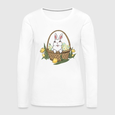 Easter Bunny Shirts Classic Easter Gifts - Women's Premium Long Sleeve T-Shirt