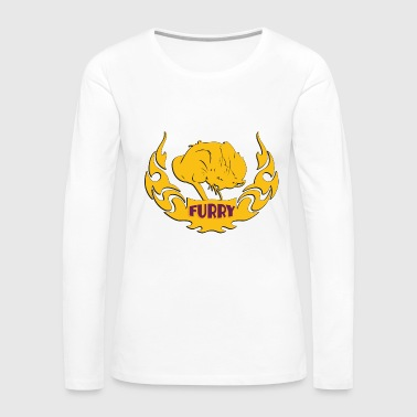 Furry Furry - Women's Premium Long Sleeve T-Shirt