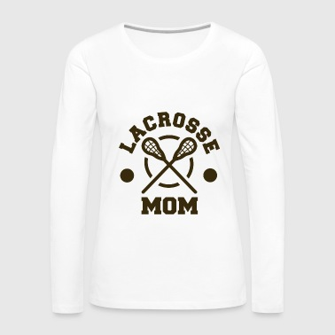 Lacrosse asd56as2das6d2asdwqewq.png - Women's Premium Long Sleeve T-Shirt