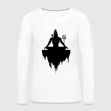 Lord Shiva - Women's Premium Long Sleeve T-Shirt