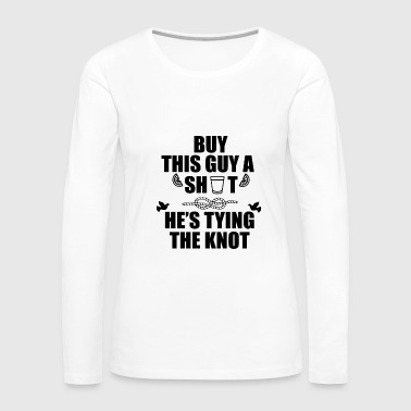 Married Marry - Women's Premium Long Sleeve T-Shirt