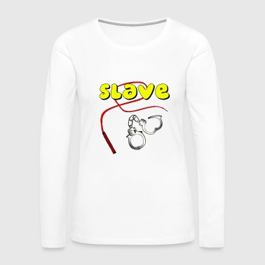 Slave - Women's Premium Long Sleeve T-Shirt