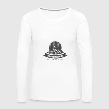 Death Valley National Park - Women's Premium Long Sleeve T-Shirt