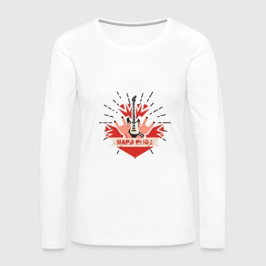 Rock'n'Roll - Women's Premium Long Sleeve T-Shirt