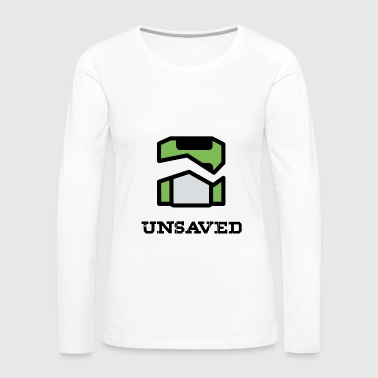 Unsaved - Women's Premium Long Sleeve T-Shirt