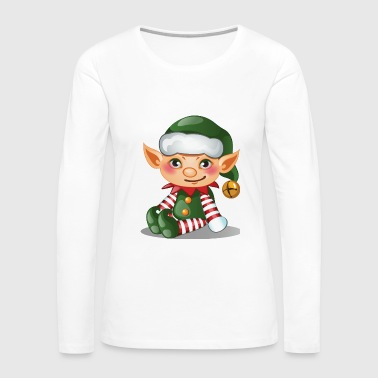 gnome - Women's Premium Long Sleeve T-Shirt