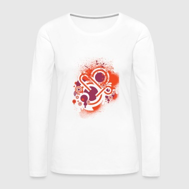 Scene - Women's Premium Long Sleeve T-Shirt