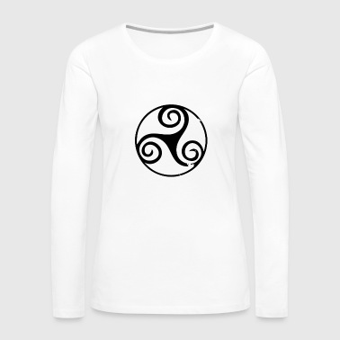 Good Vibes Good Vibes - Women's Premium Long Sleeve T-Shirt