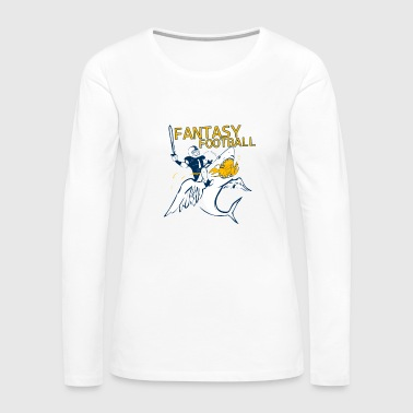 Fantasy Football - Women's Premium Long Sleeve T-Shirt