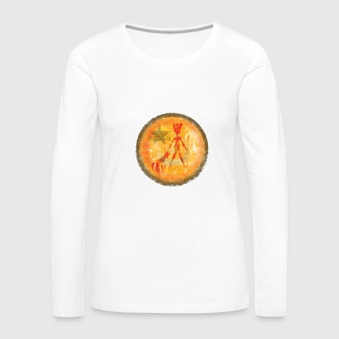 australia natives - Women's Premium Long Sleeve T-Shirt