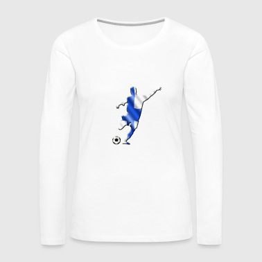 Finland - Women's Premium Long Sleeve T-Shirt