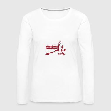 Every Rep Counts. Jede Wiederholung zählt. - Women's Premium Long Sleeve T-Shirt