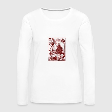 Christmas - Women's Premium Long Sleeve T-Shirt