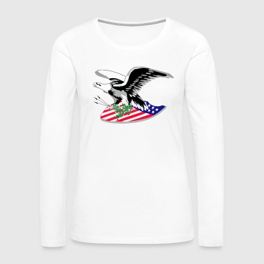 American Eagle - Women's Premium Long Sleeve T-Shirt