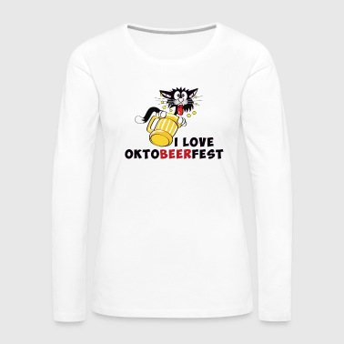 Oktoberfest 2018, Octoberfest 2018 - Women's Premium Long Sleeve T-Shirt