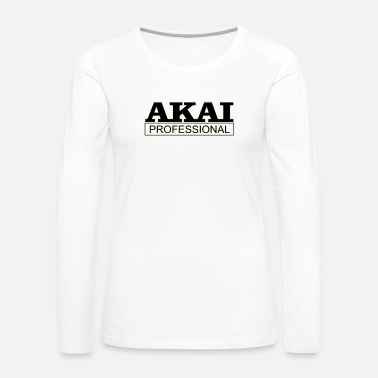 Professional Akai Professional - Women's Premium Long Sleeve T-Shirt