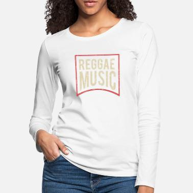 Hippies reggae - Women's Premium Longsleeve Shirt