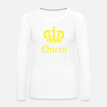 Freak cool Kings Queens Skull Bones Tee Gift - Women's Premium Long Sleeve T-Shirt