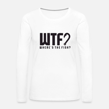 Rod wtf - Women's Premium Long Sleeve T-Shirt