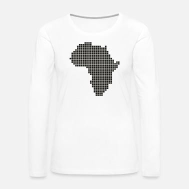 South Africa Africa - Women's Premium Long Sleeve T-Shirt