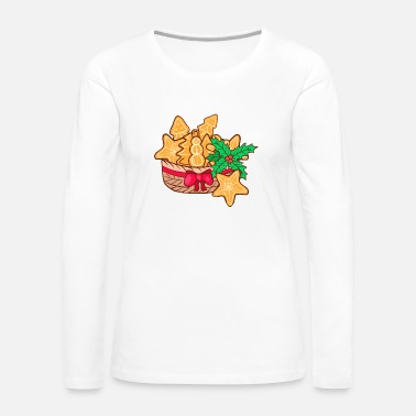 Nicholas Christmas Xmas - Women's Premium Long Sleeve T-Shirt