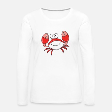 Crab Crab - Women's Premium Long Sleeve T-Shirt