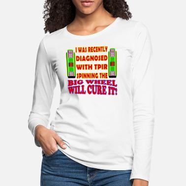 Right TV Game Show Contestant - TPIR (The Price Is...) - Women's Premium Longsleeve Shirt