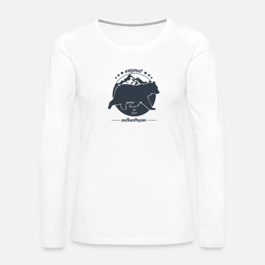 Wilderness Wilderness - Women's Premium Long Sleeve T-Shirt