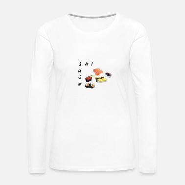 Sushi sushi - Women's Premium Long Sleeve T-Shirt