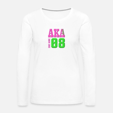 Kappa Alpha Psi AKA 1908 - Women's Premium Long Sleeve T-Shirt