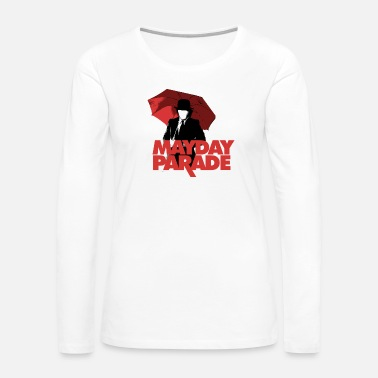 Parade MAYDAY PARADE - Women's Premium Long Sleeve T-Shirt